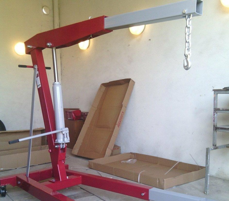 Чтобы сделать хороший подъемник для гаража, нужно использовать качественный металл