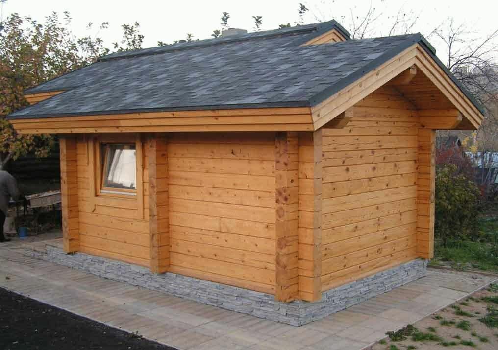 Чтобы баней можно было пользоваться зимой, постройку необходимо теплоизолировать