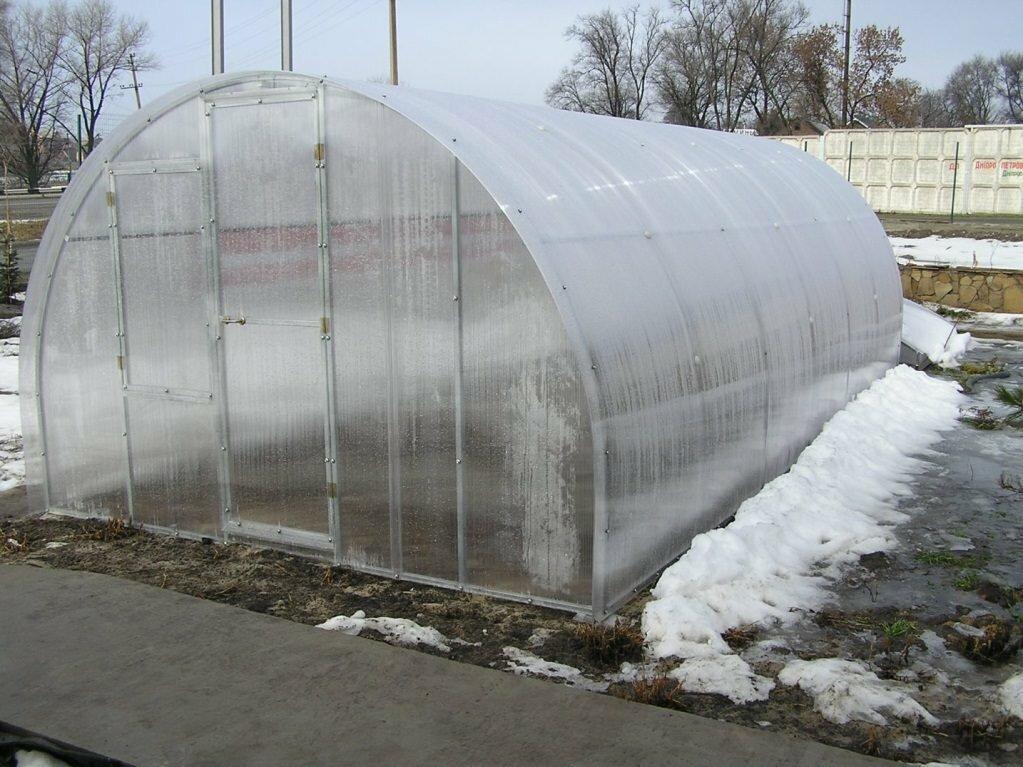 Теплицы зимние с отоплением фото